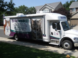 The Meow Mobile!