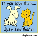 Spay and Neuter