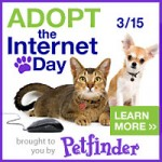 Petfinder Adopt the Internet Day